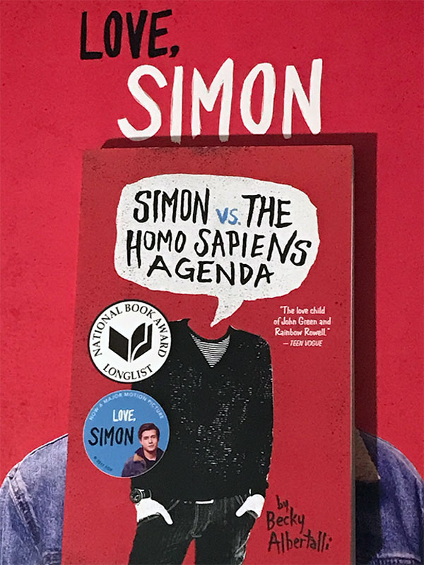 Love, Victor is a spin-off series the movie Love, Simon, which is also based off the book Simon vs The Homo sapiens Agenda