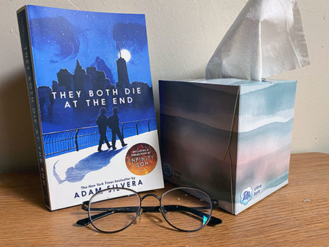 Prepare to read They Both Die At The End with a box of tissues on hand.